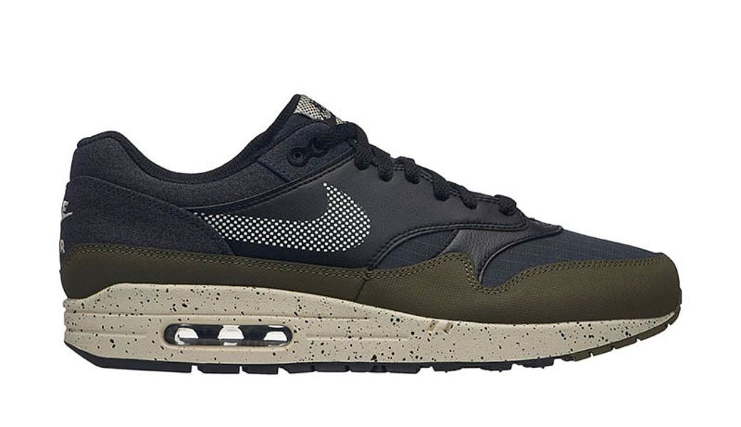 NIKE AIR MAX 1 SE MEDIUM OLIVE/LIGHT CREAM