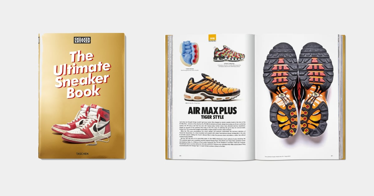 Must-read: The Ultimate Sneaker Book