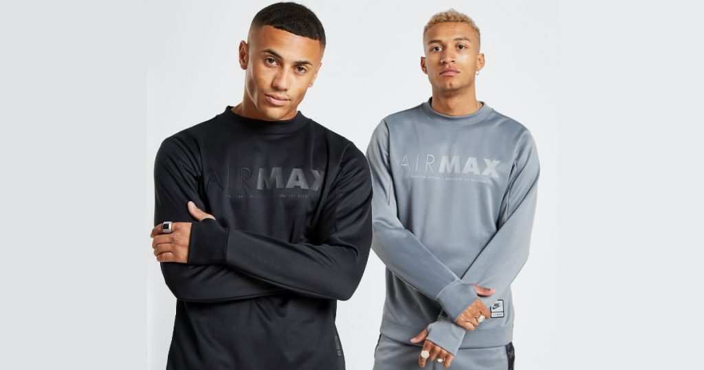 Nike Air Max kleding collectie 2019